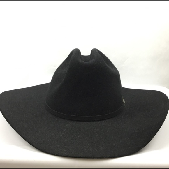 6c4a746e4 NEW Resistol George Strait City Limits Cowboy Hat